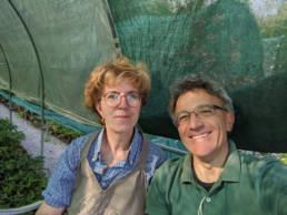Claudio e Anna in Vivaio